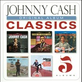 Johnny Cash: Original Album Classics [Box]