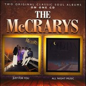 The McCrarys: Just for You/All Night Music