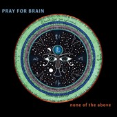 Pray For Brain: None of the Above [Slipcase]
