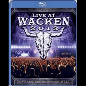 Various Artists: Live at Wacken 2013