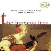 The Baroque Lute / Eugen M. Dombois