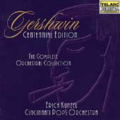 Gershwin: Complete Orchestral Collection / Erich Kunzel