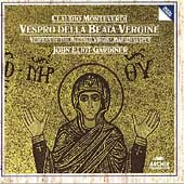 Monteverdi: Vespro della Beata Vergine / Gardiner