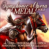 Various Artists: Symphonic & Opera Metal, Vol. 1