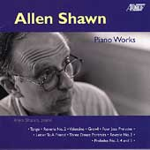 Shawn: Piano Works / Allen Shawn
