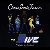 Clear Soul Forces: Fab Five [Digipak]