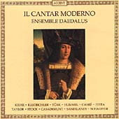 Il cantar moderno / Ensemble Daedalus