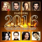 Vocal Works by Verdi, Puccini, Mozart, Schubert, Chopin, Bach, Vivaldi, Haydn & Beethoven / Joyce DiDonato, soprano; Philippe Jaroussky, tenor; Nigel Kennedy, violin; Emmanuel Pahud, flute