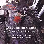 Argentina Canta - Tangos, Milongas, Valses / Rossi, Erni