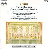 Verdi: Opera Choruses / Dohn&aacute;nyi, Slovak RSO & Choir