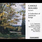 A Collection of American Songs / Carole Bogard, et al