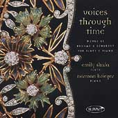 Voices Through Time / Emily Skala, Norman Krieger