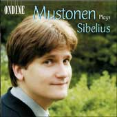 Mustonen Plays Sibelius