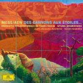 Messiaen: Des canyons aux &#233;toiles / Chung, Justafr&#233;, et al