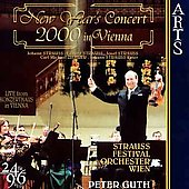 New Year's Concert 2000 / Guth, Strauss Festival Orchestra