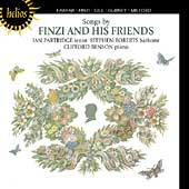 Songs by Finzi and His Friends / Ian Partridge, et al