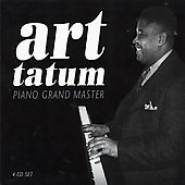 Art Tatum: Piano Grand Master [Box]