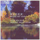 Reger: Music for Viola / Nobuko Imai, Ronald Brautigam