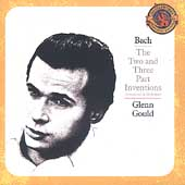 Expanded Edition - Bach: Inventions & Sinfonias / Gould