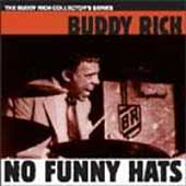 Buddy Rich: No Funny Hats