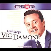 Vic Damone: Love Songs [Brentwood]