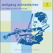 Original Masters - Wolfgang Schneiderhan: 1950s Recordings