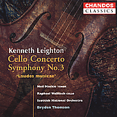 Classics - Leighton: Cello Concerto , etc / Wallfisch, et al