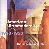 SCENE American Ultramodernists / Steffen Schleiermacher