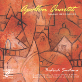 Smetana: String Quartets / Apollon Quartet
