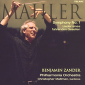 Mahler: Symphony no 1, etc / Maltman, Zander, et al