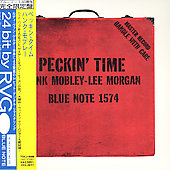 Hank Mobley/Lee Morgan: Peckin' Time [Remaster]