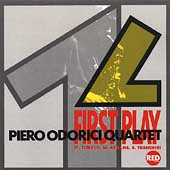 Piero Odorici Quartet: First Play