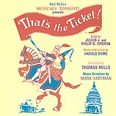 Various Artists: That's the Ticket! (Songs and Musical Numbers)
