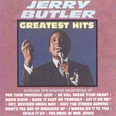 Jerry Butler: Greatest Hits [Evergreen]