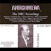 The NBC Recordings - Beethoven, Schubert, etc / E. Kleiber