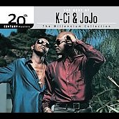 K-Ci & JoJo: 20th Century Masters - Millennium Collection: The Best of K-Ci & Jojo [Digipak] [Remaster]