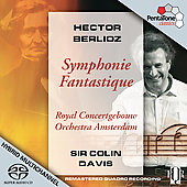 Berlioz: Symphonie fantastique / Royal Concertgebouw