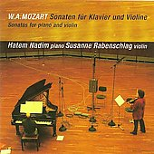 Mozart: Complete Violin Sonatas / Nadim, Rabenschlag