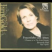 Schumann: Frauenliebe und -leben, etc / Fink, Vignoles