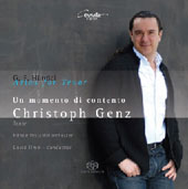 Um Momento di Contento - Handel: Arias for Tenor / Genz, Wagner, Timm, et al