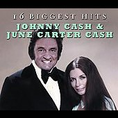 Johnny Cash: 16 Biggest Hits: Johnny & June