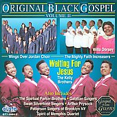 Various Artists: Waiting For Jesus: Original Black Gospel Vol. 2