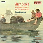 Beach: Piano Music 2 / Johnson