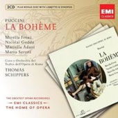 Puccini: La Boheme / Thomas Schippers, et al