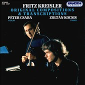 Kreisler: Original Compositions and Transcriptions