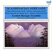 Scandinavian Serenade / Friedman, Scottish Baroque Ensemble
