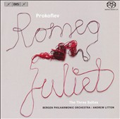 Prokofiev: Romeo & Juliet, The Three Suites [Hybrid SACD]
