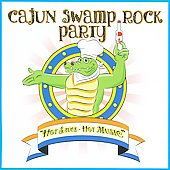 Various Artists: Cajun Swamp Rock Party