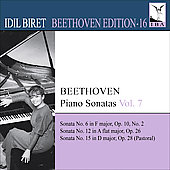 Idil Biret Beethoven Edition, Vol. 16