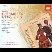 Rossini: Il Barbiere Di Siviglia / Alceo Galliera, et al [Includes CD-ROM]